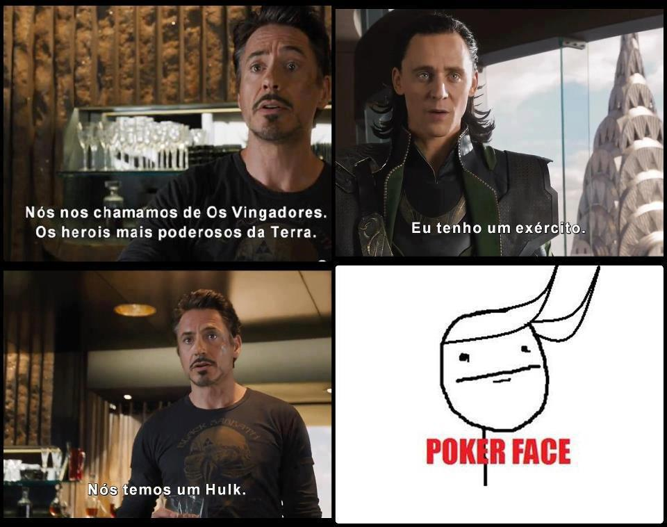 Avengers... We have the Hulk!!!