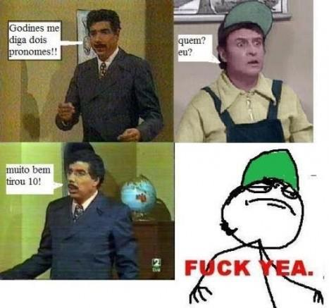 Enquanto isso, no Chaves...
