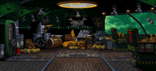 The_Flying_Krock_-_Arena_-_NTSC_Region_-_Donkey_Kong_Country_2