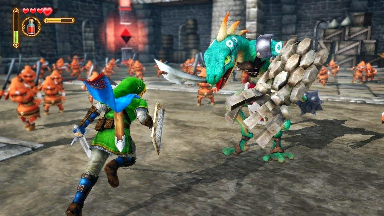 Zelda e Midna serão personagens jogáveis em Hyrule Warriors (Wii U ...