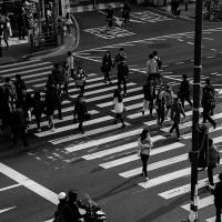 Estranhos pelas ruas